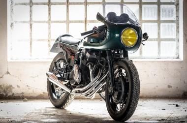 Honda CBX550 Cafe Racer