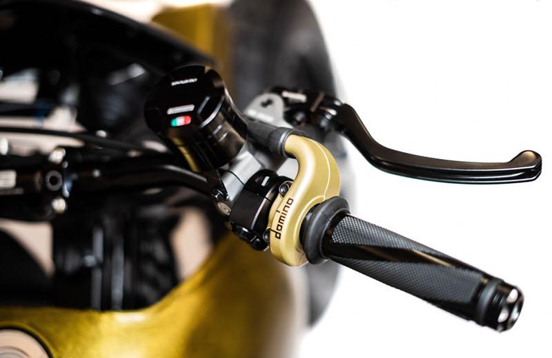 Honda SLR650 Street Tracker