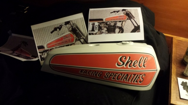 Shell Racing Specialties