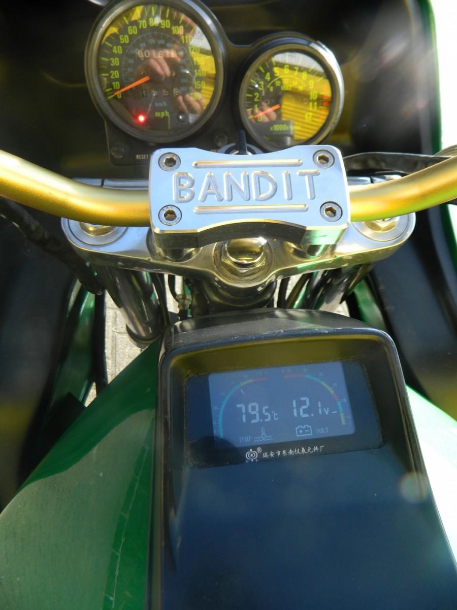 Kawasaki GPz Bandit