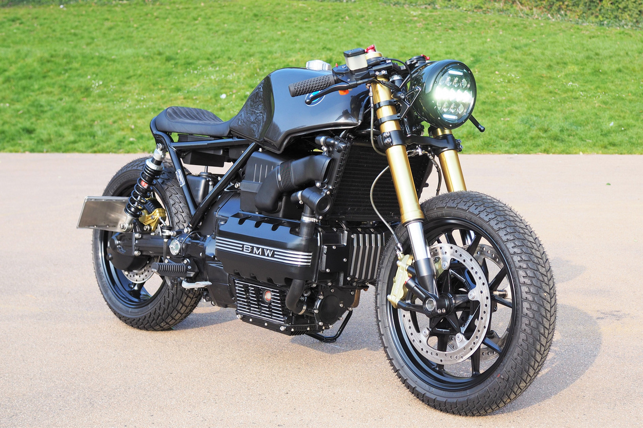 Hurricane Bmw Flying Brick Cafe Racer Bikebound