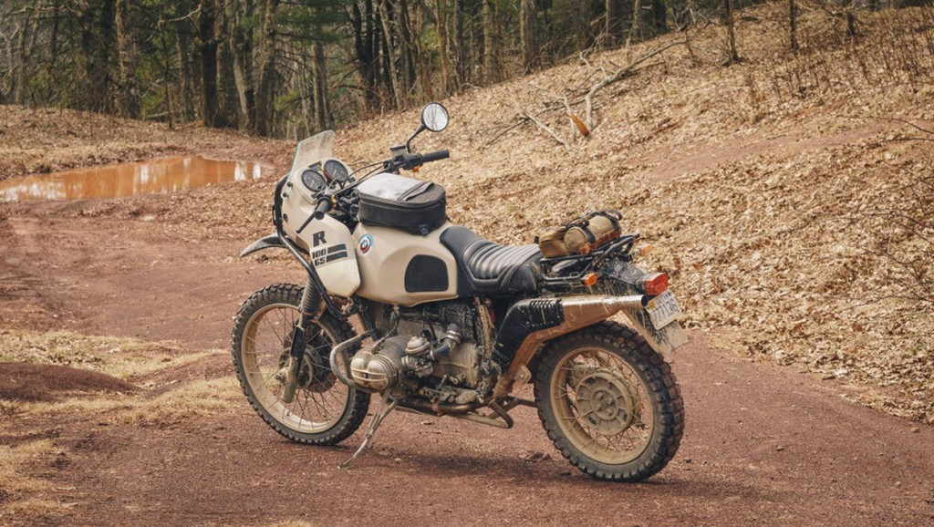 BMW R100GS Custom