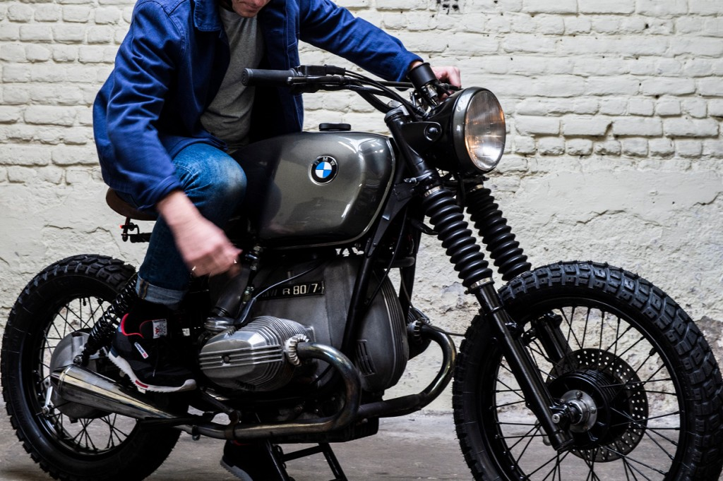 BMW R80 Bobber