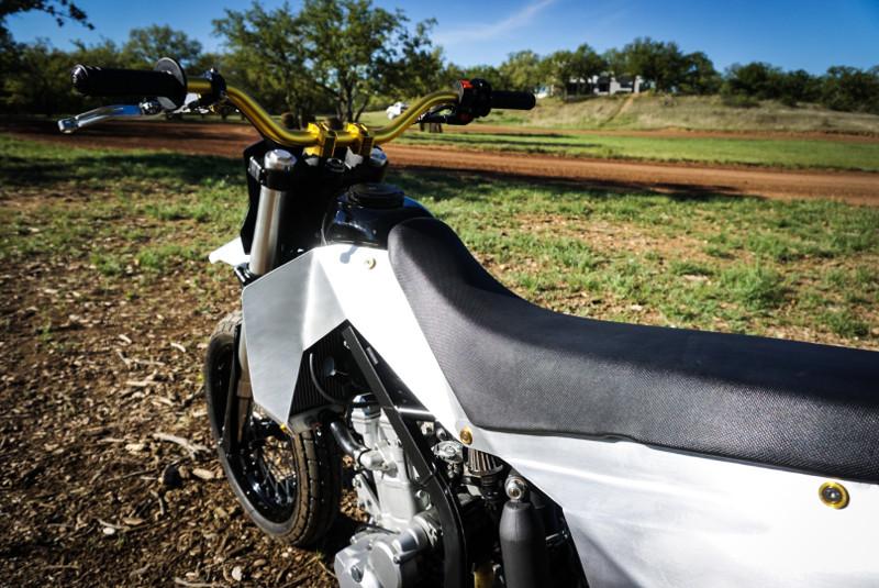 KLX250 Tracker