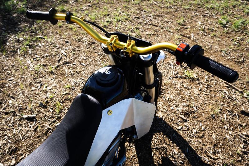 Kawasaki KLX250 Tracker