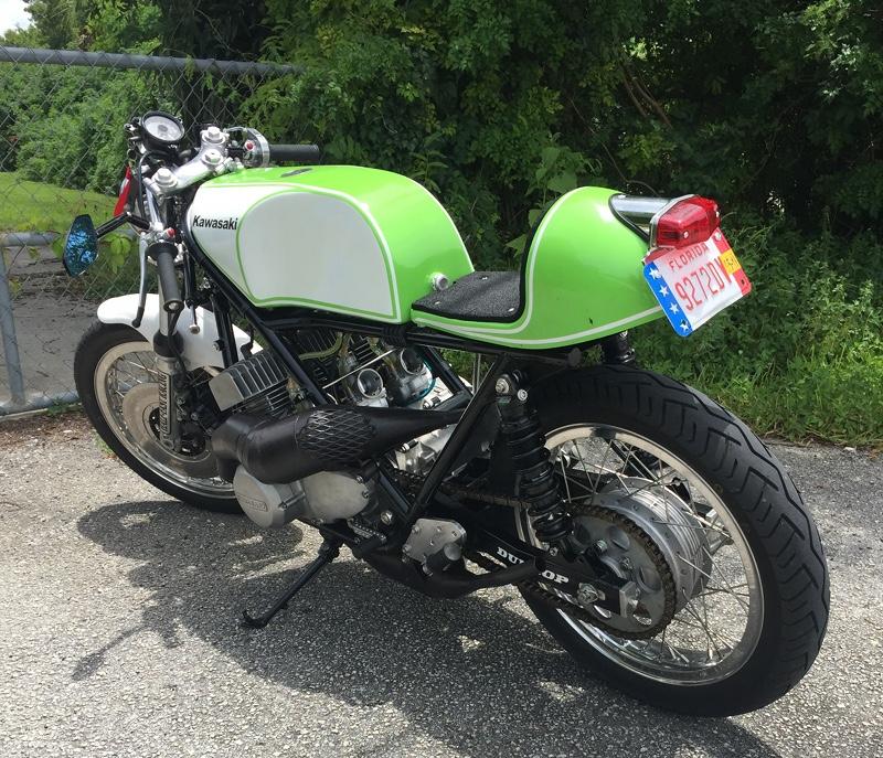 Kawasaki H1 Cafe Racer