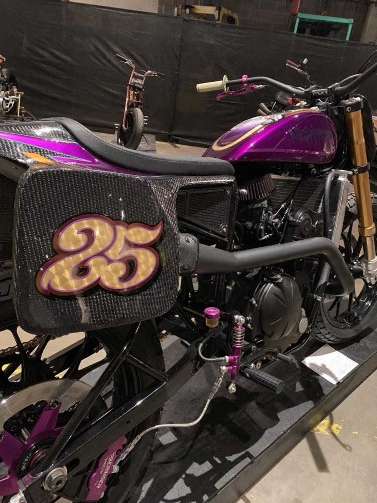 Kawasaki Ninja 650 Street Tracker