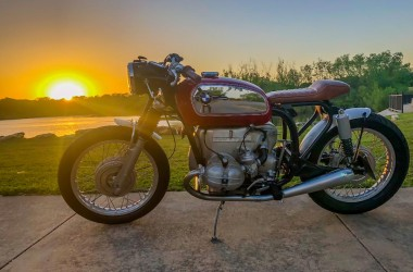 BMW R75/5 Cafe Racer