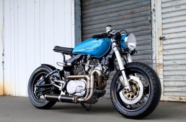Yamaha Virago 750 Cafe Racer