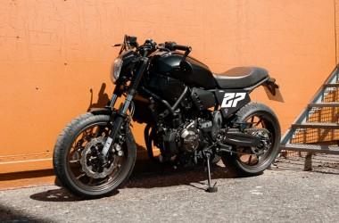 Yamaha XSR700 Cafe Racer