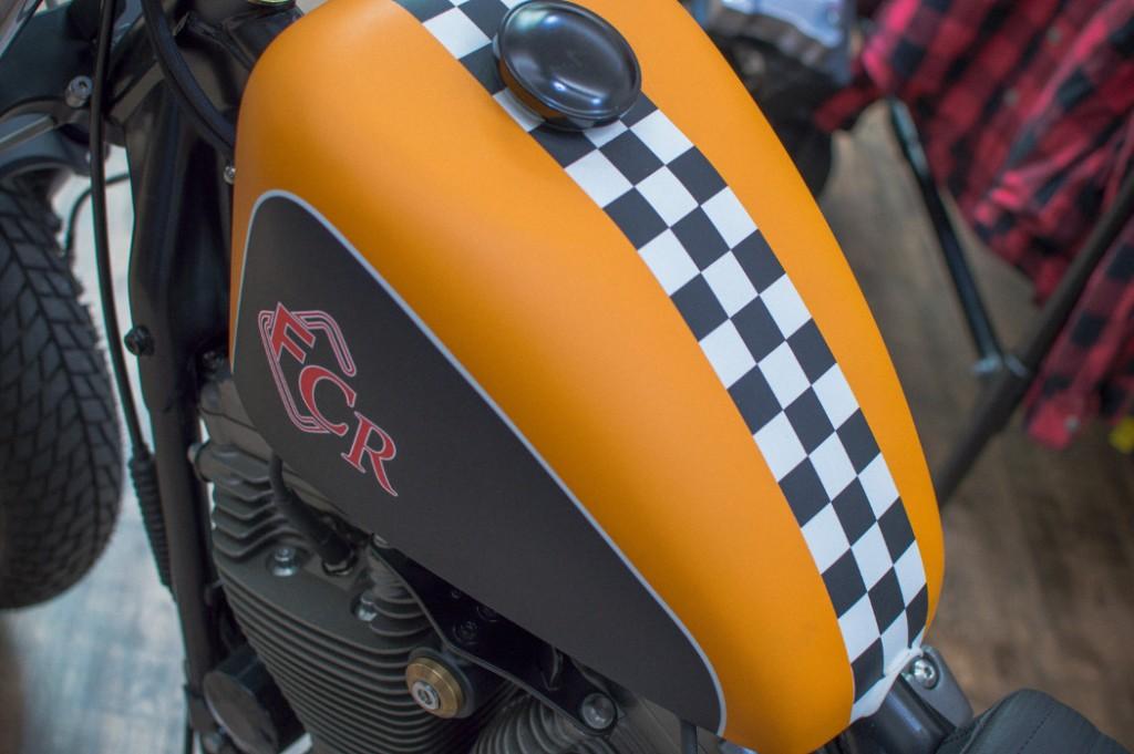 XL1200 Sportster Street Tracker