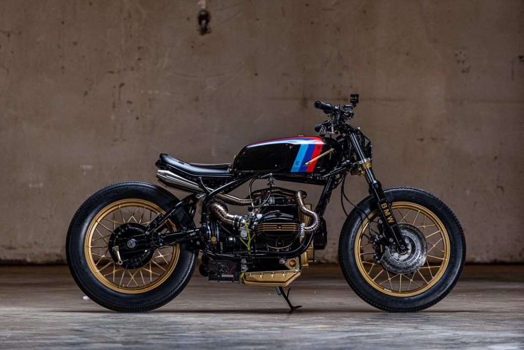 BMW R65 Custom by One-Up Moto Garage