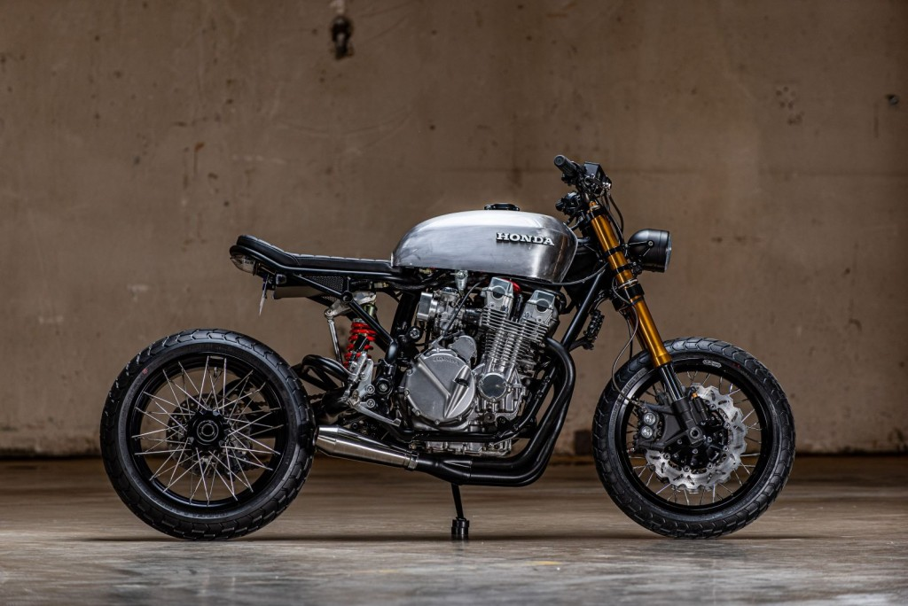 Honda CB750 Casper by Vandals Moto