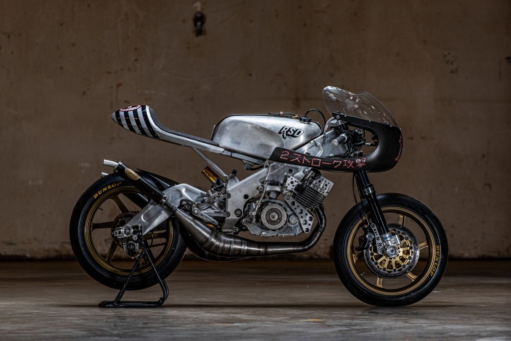 "Yamaha RD400 / TZ250 ""2 Stroke Attack"""
