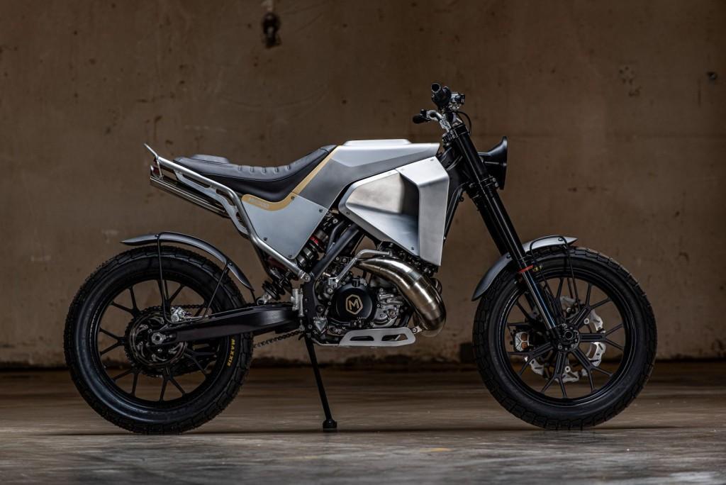 KTM 300 Street Tracker by Moto-Mucci
