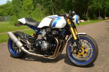 Honda CB900F Cafe Racer