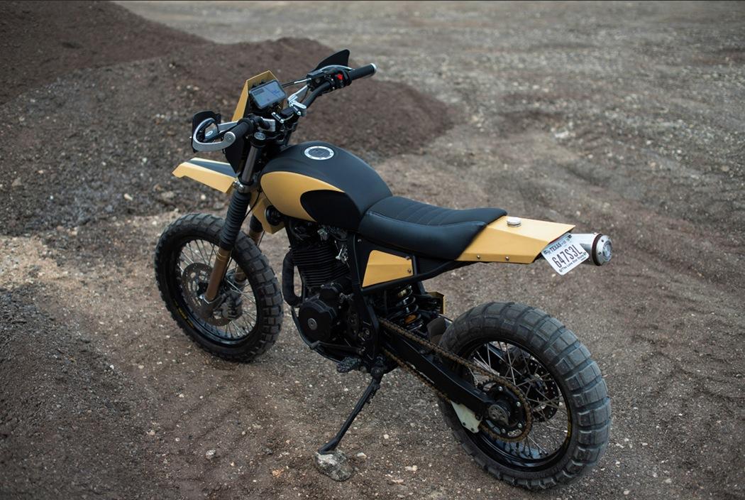 """In the Wild: Suzuki """"DR790"""" Scrambler by Jesse Cruze – BikeBound"""
