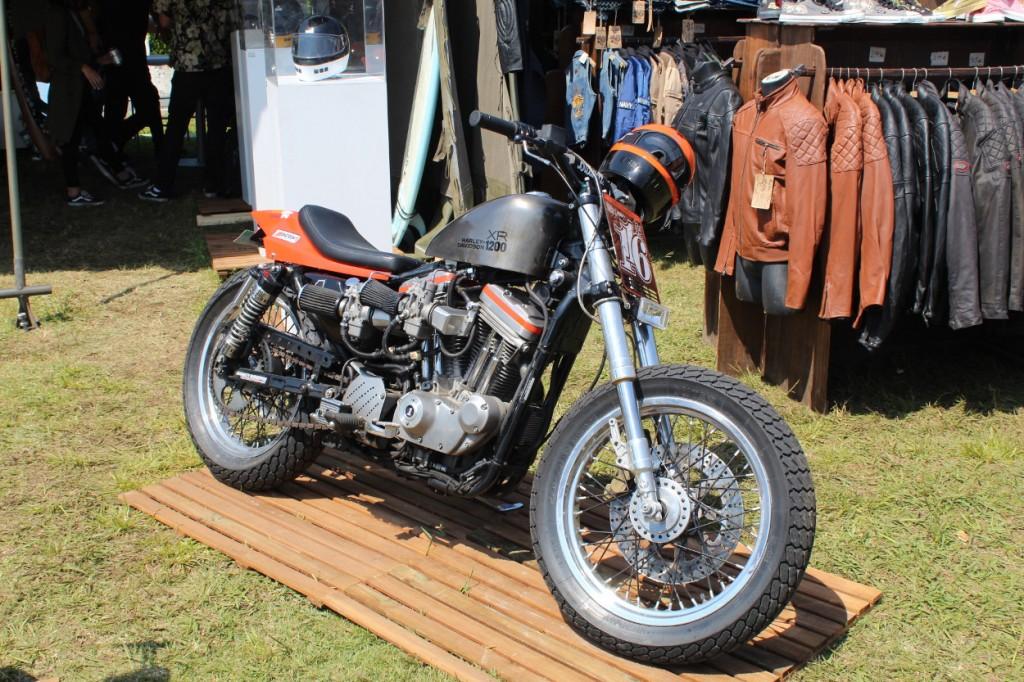 Harley XR1200 Street Tracker