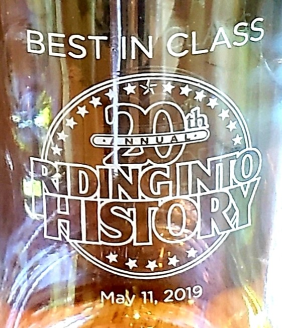 Riding into History