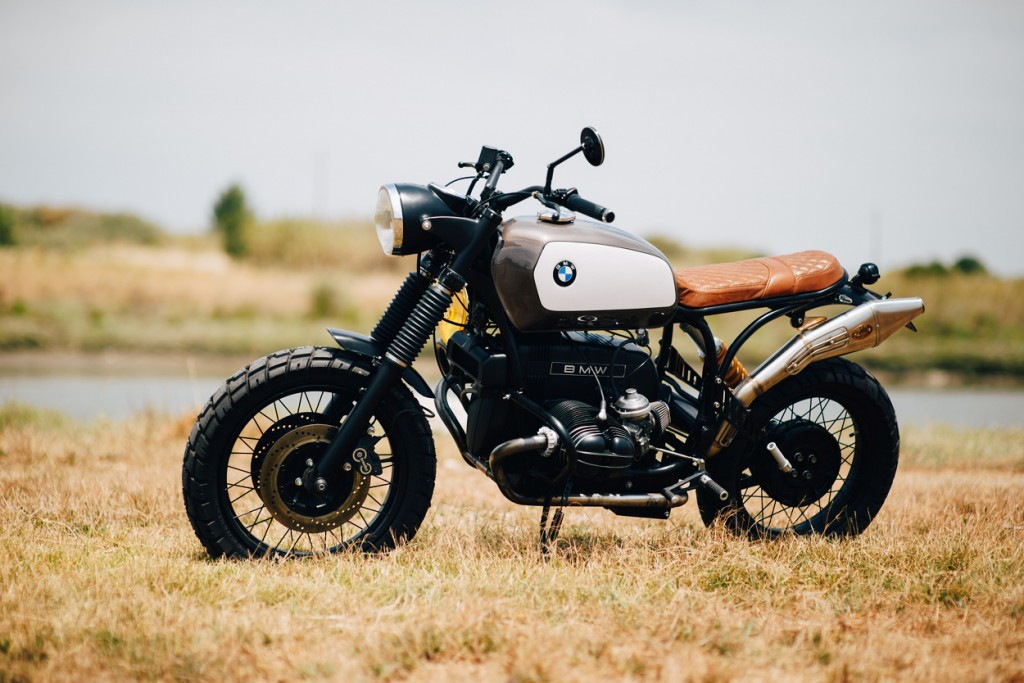 BMW R100R custom
