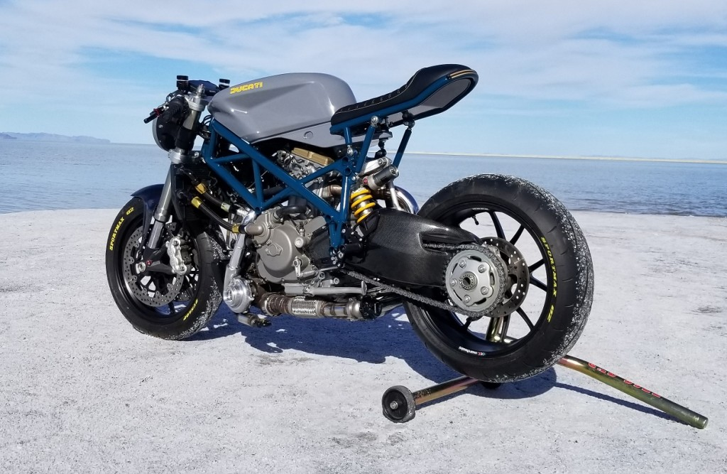 Turbo Ducati 848 Superbike