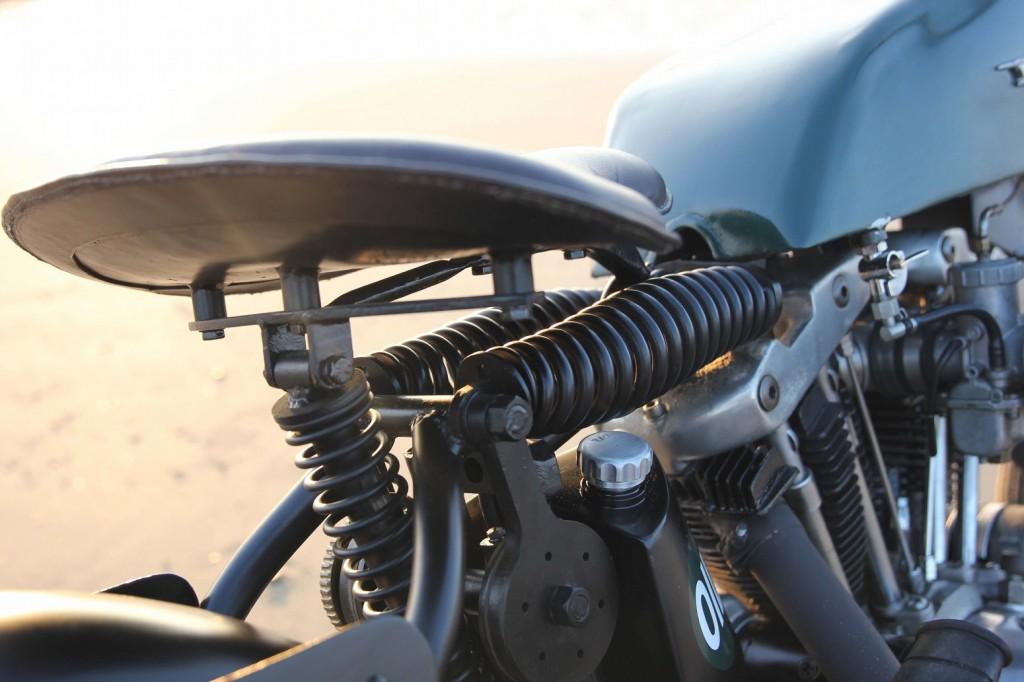 Harley Beach Racer