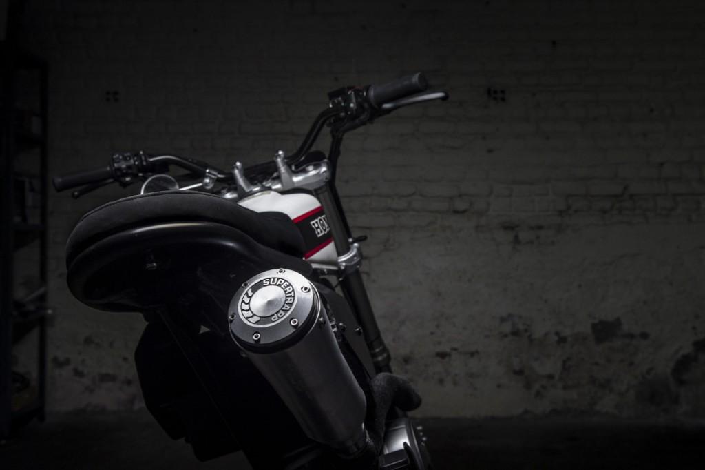 Honda FMX 650 Custom