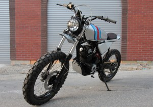 Honda XL200 Tracker