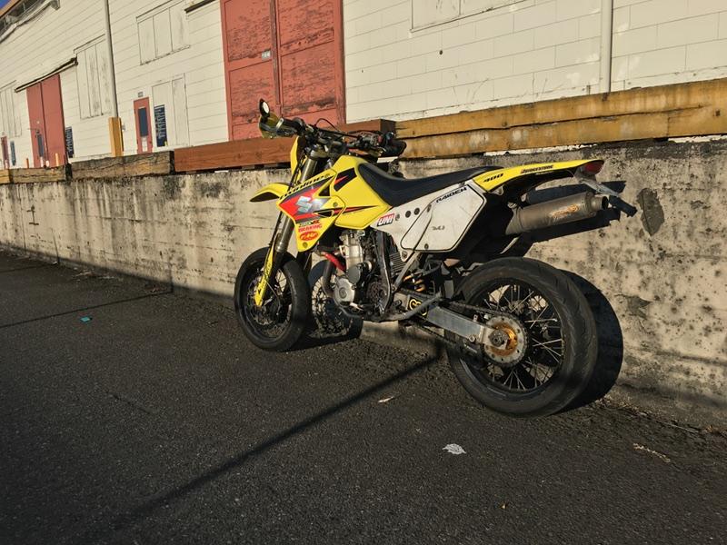 Speedy Siegl's 100,000-Mile DRZ! – BikeBound