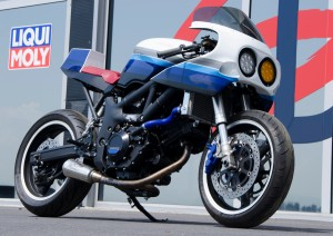 Suzuki SV650 Endurance Racer