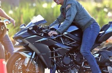 Top Gun 2 Motorcycle