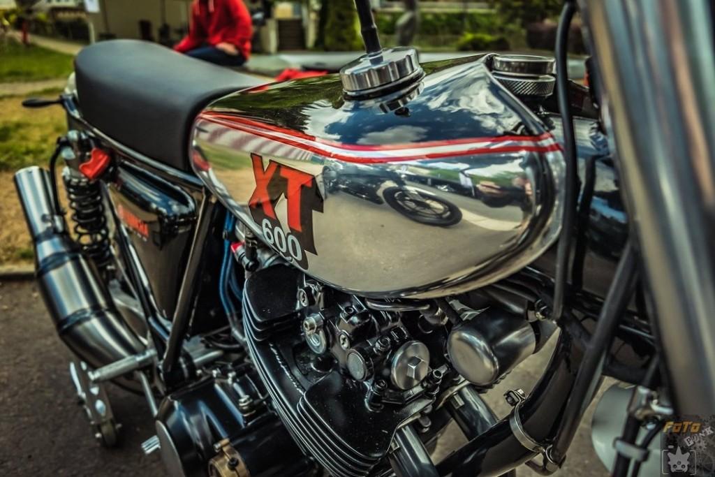 Yamaha XT600 Retro Motard