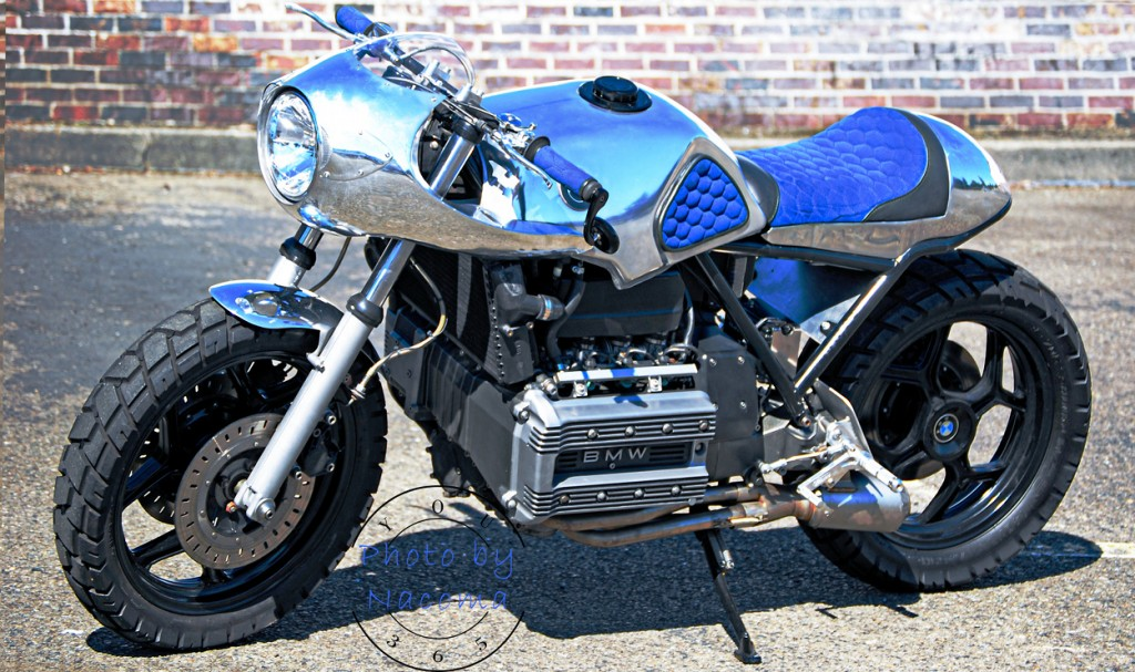 BMW K100 Cafe Racer