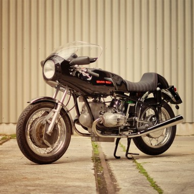 BMW R50 Cafe Racer
