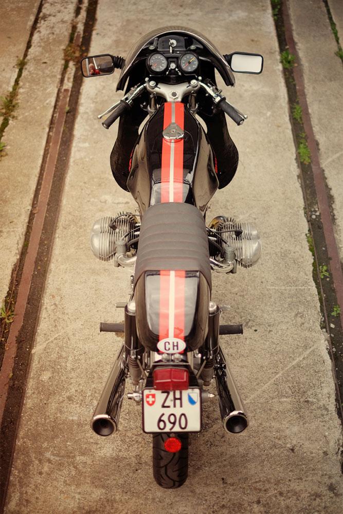 BMW R50 Cafe Racer