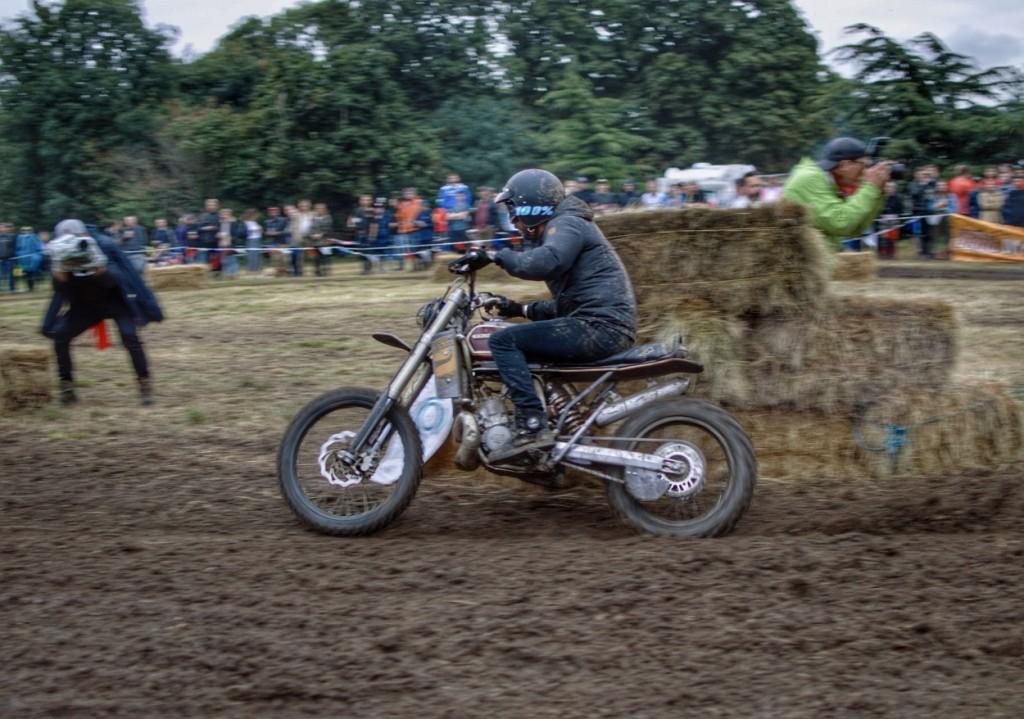 KTM 200 EXC Scrambler
