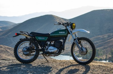 Yamaha DT360 Scrambler
