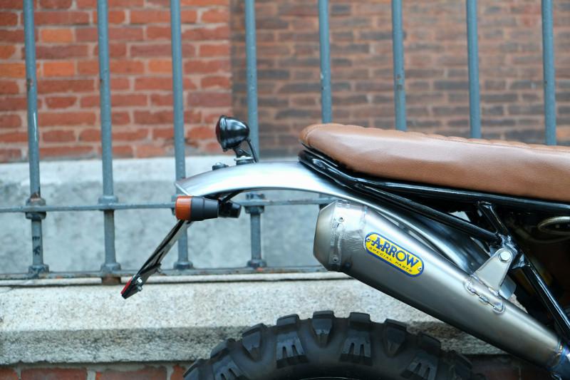 Yamaha TT600S Scrambler