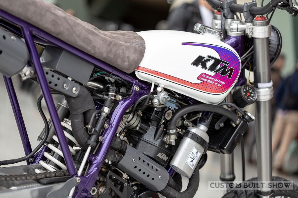 KTM 400 Scrambler