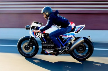 BMW K75 Sprint Racer
