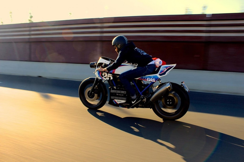 BMW K75 Sprint Racer