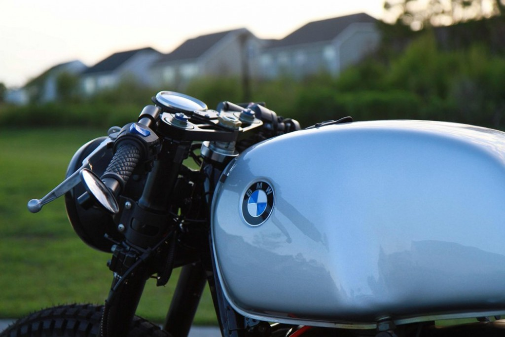 BMW R100 Cafe Bobber
