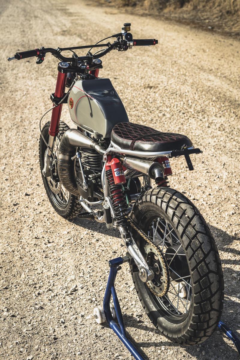 Bultaco Street Tracker