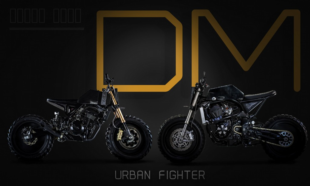Droog Moto Urban Fighter Series