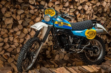 Yamaha IT425 Supermoto