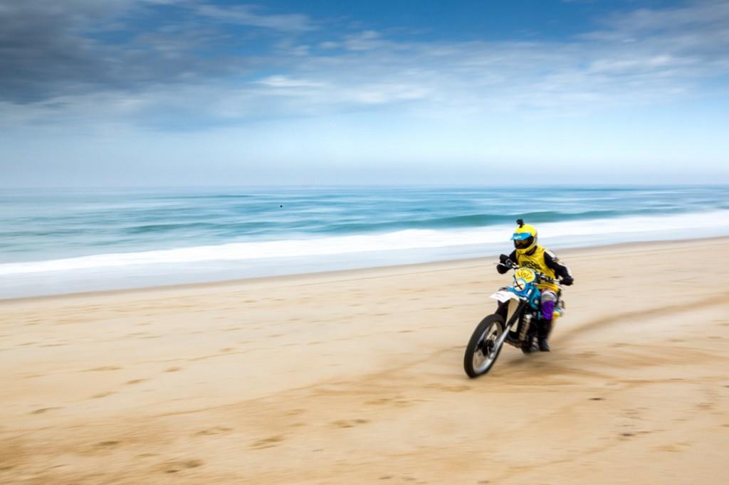 Yamaha IT425 Sand Racing