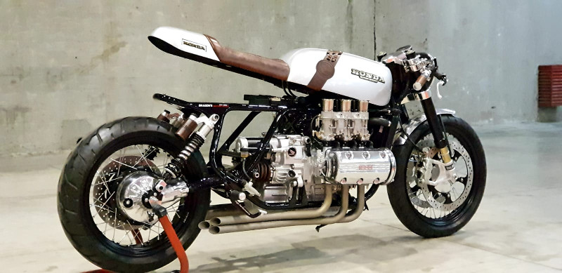 Honda Goldwing cafe racer