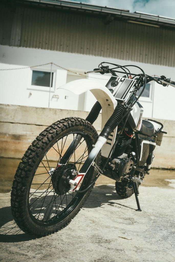 Honda XL500 Scrambler