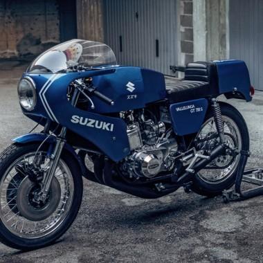 Suzuki GT750S Vallelunga