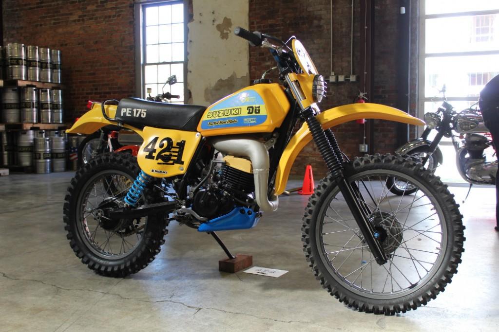 1978 Suzuki PE175 by Jared Morris